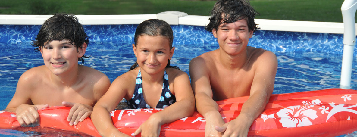 Anderson Family Pools, Clifton Forge Pool Retail, New Web Presence